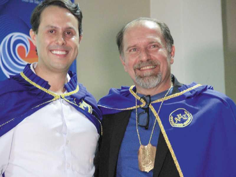 Reynaldo Formaggio Filho e André Mirhib Cruvinel