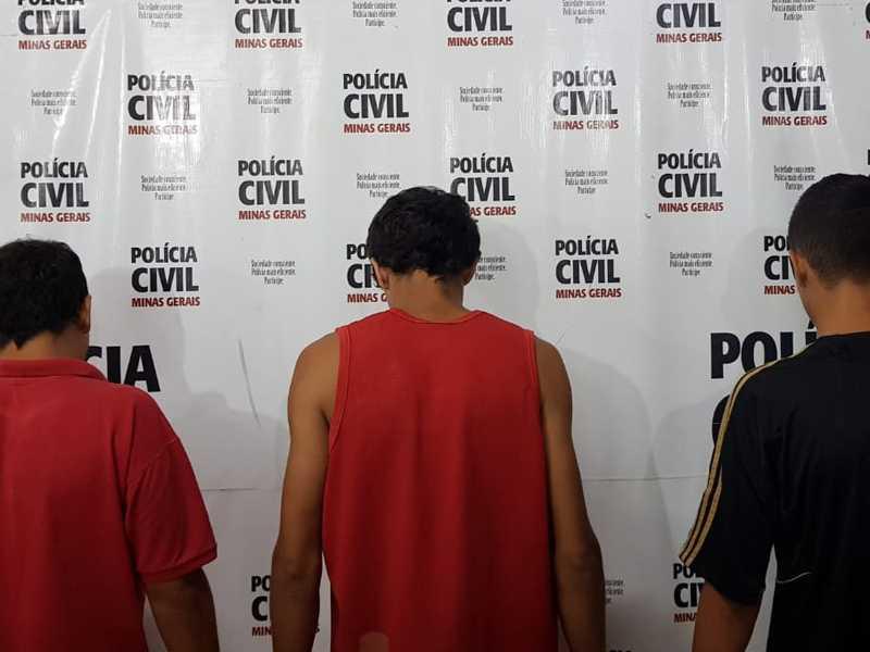 Polícia Civil e a Militar cumpriu na manhã desta quarta-feira (20/2) nove mandados de busca e apreensão e quatro mandados de prisão preventiva