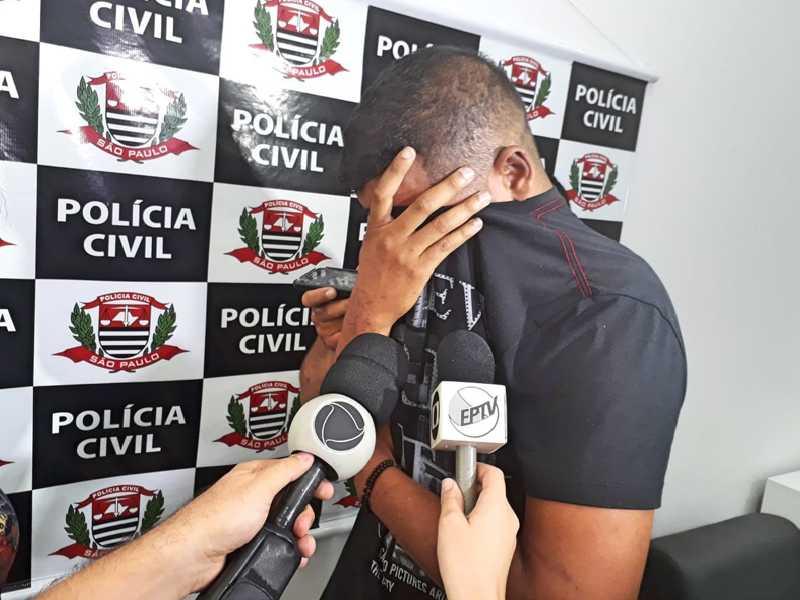 Motorista Adriano Gonçalves que teria fugido após  acidente apresentou-se na delegacia, foi ouvido e liberado