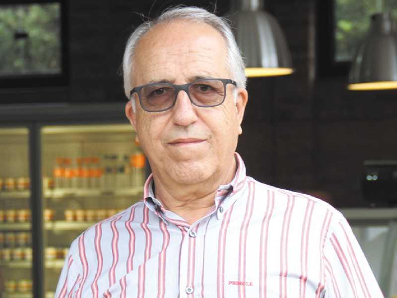 Diretor presidente Geraldo Alvarenga Resende Filho