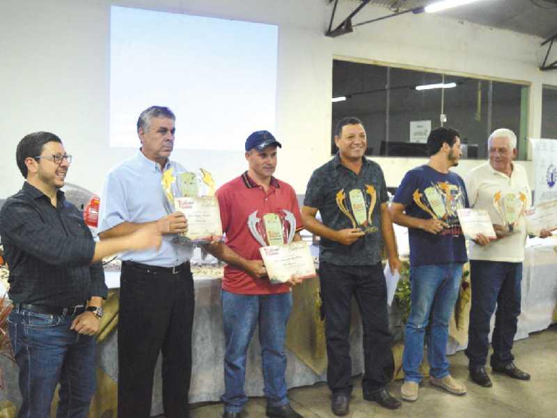 Durante o evento foram conhecidos os ganhadores do concurso de melhor qualidade do café do município