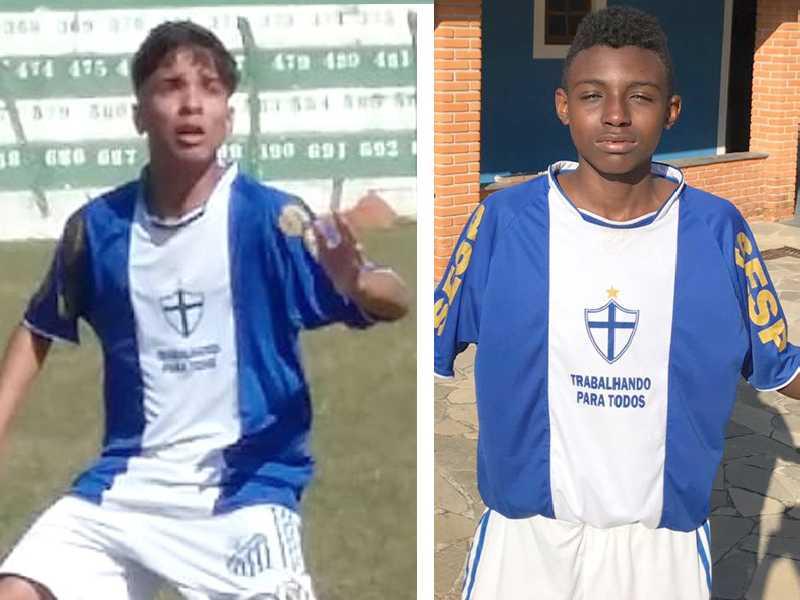Jogadores Erik e Gabriel já deixaram Paraíso e estão treinando em time do interior paulista