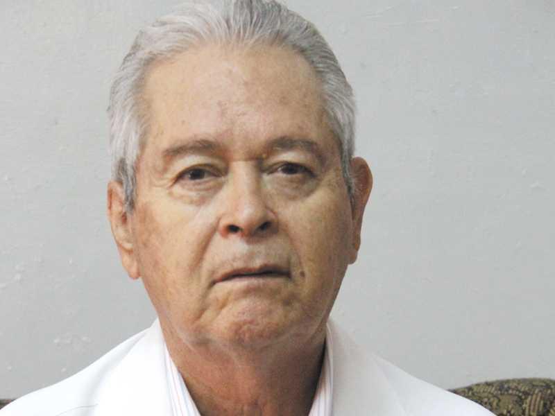 Neurologista Mário Oliva Rocha
