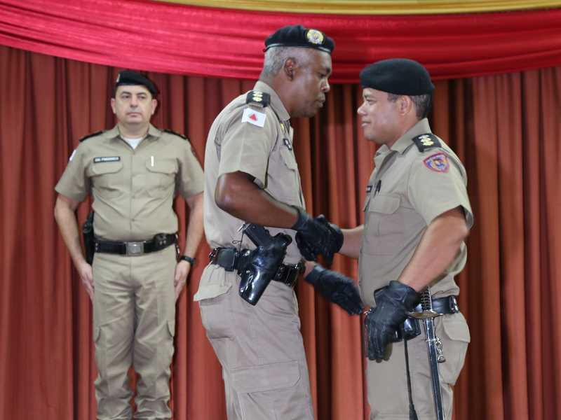 Mudanças no comando da Polícia Militar de Paraíso tem ocorrido com frequência nos últimos quatro anos