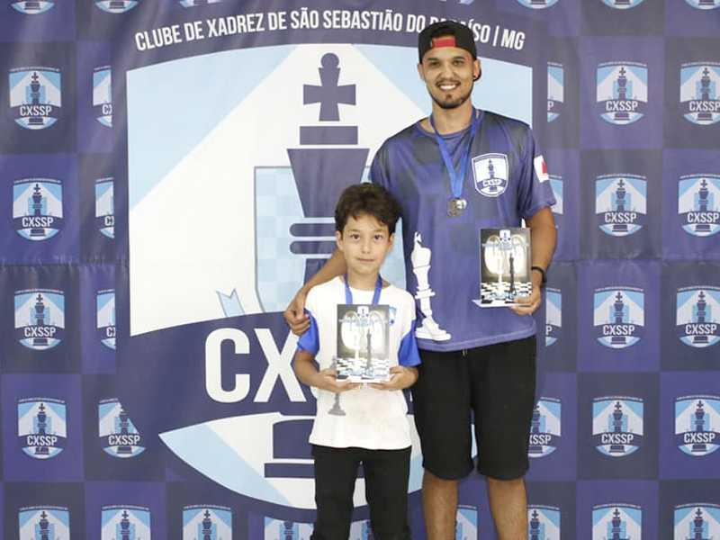 Andrew Duarte e Dwlyan Santos arrebataram brilhantemente o título de campeão do torneio