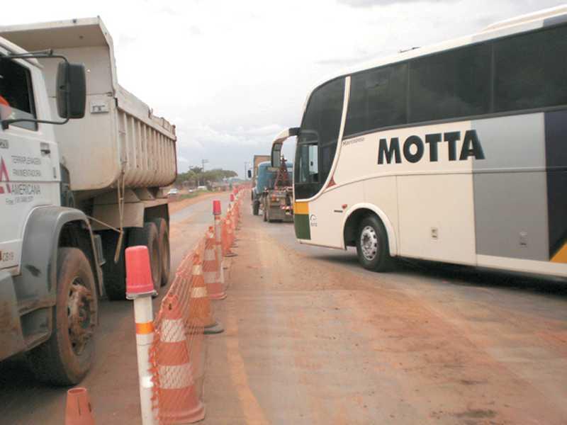 Adoção de medidas sanitárias visa garantir mais segurança no transporte de passageiros, após viagens por diversos caminhos