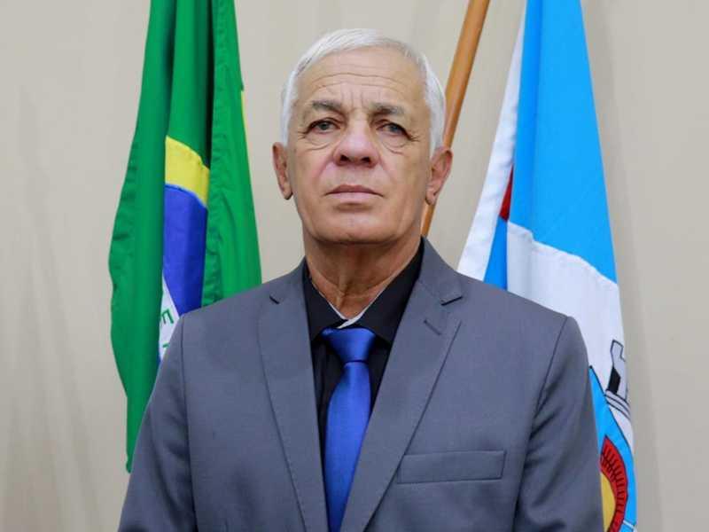 Vereador Antonio César Picirilo, segundo secretário da Câmara