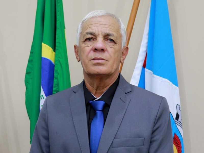 Vereador Antônio César Picirilo
