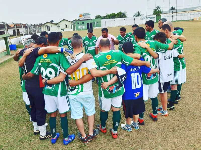 Paraisense terá contra o Guaranésia mais uma final no campeonato amador de veteranos