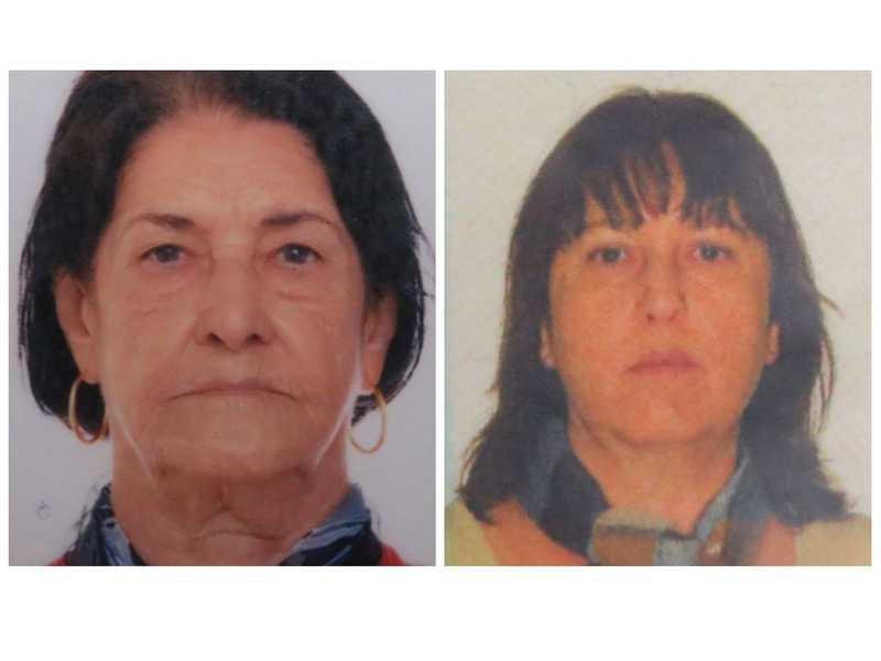 Maria Honória de Souza e a filha, Rosane Maria de Souza, morreram no local do acidente