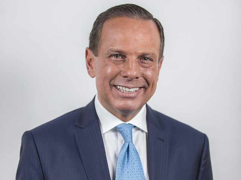 João Dória como Governador de São Paulo