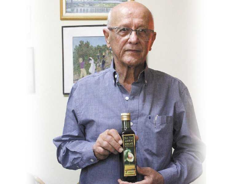 Engenheiro agrônomo José Carlos Gonçalves