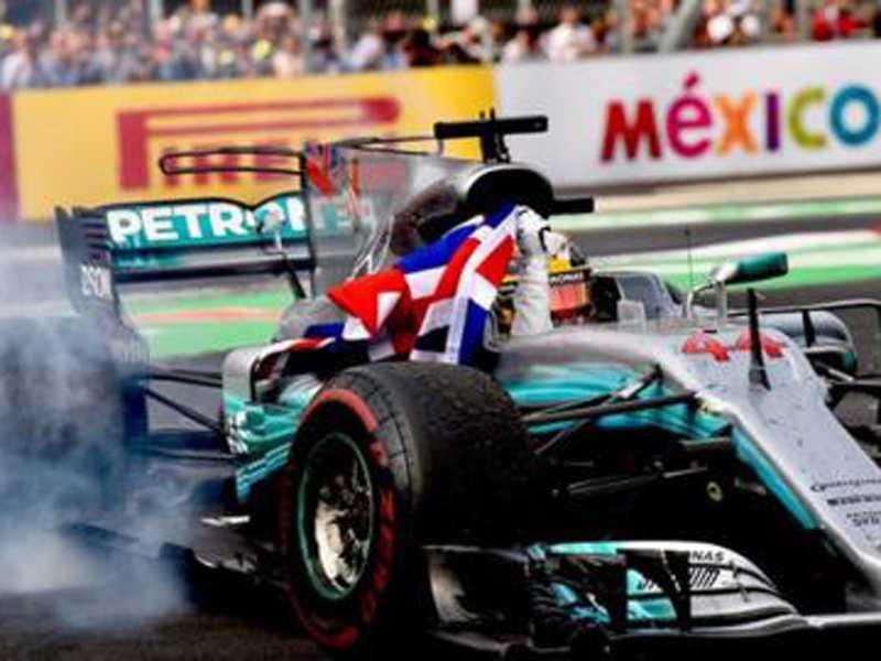 Lewis Hamilton teve ano perfeito na conquista do pentacampeonato