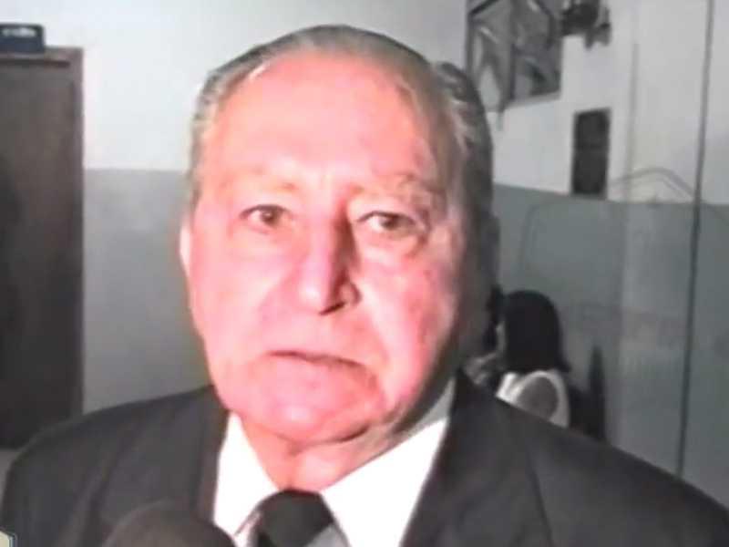 Ex-prefeito Sebastião Pimenta Montans