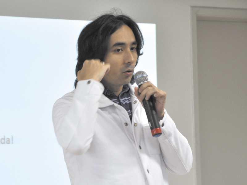 Psicólogo Frederico Simosono Grillo foi um dos palestrantes do evento realizado quinta-feira