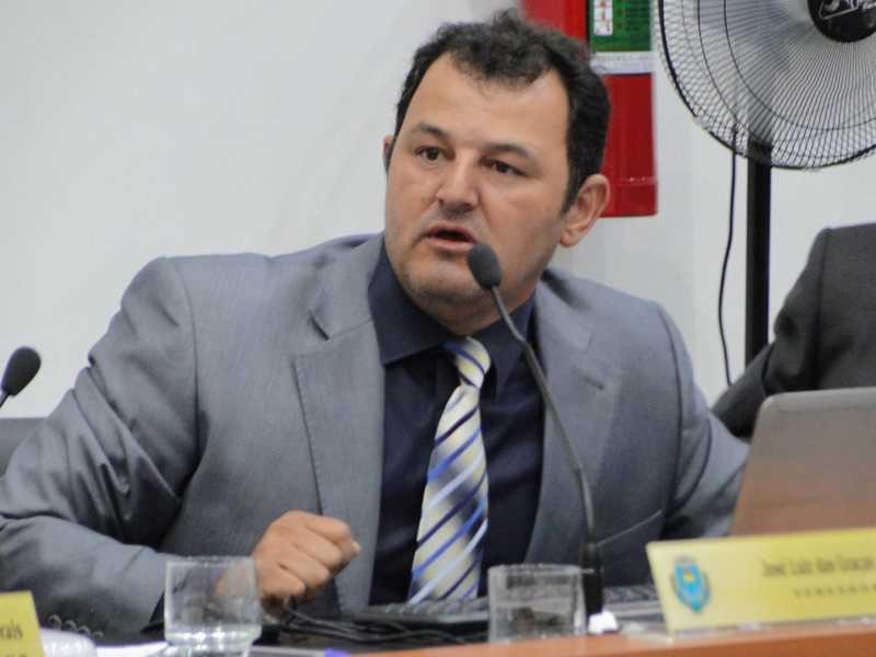 José Luiz das Graças, autor do projeto, lamentou veto.  Comissão deve analisar parecer do Executivo