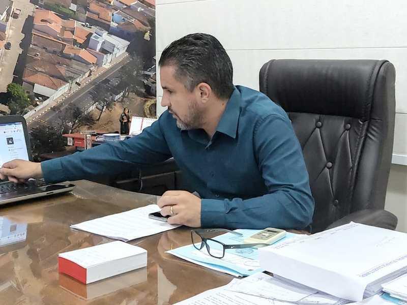 Prefeito Marcelo Morais afirma que pelo menos vinte tentativas de burlar o sistema, foram feitas
