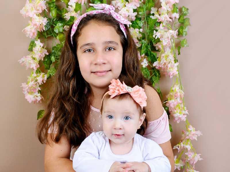 Emanuelle de Oliveira Araújo aniversariou no dia 17. Filha muito querida de Thais, irmã Helena, sobrinha de Tatiane e Thainy, e neta do prezado Ironil.