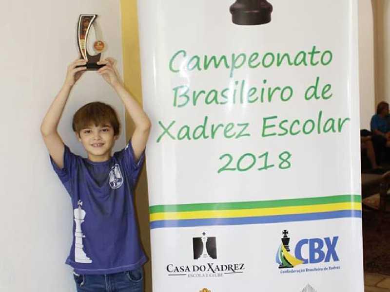Olavo Tadeu Carvalho Oliveira  teve performance espetacular em  mais um Campeonato Nacional