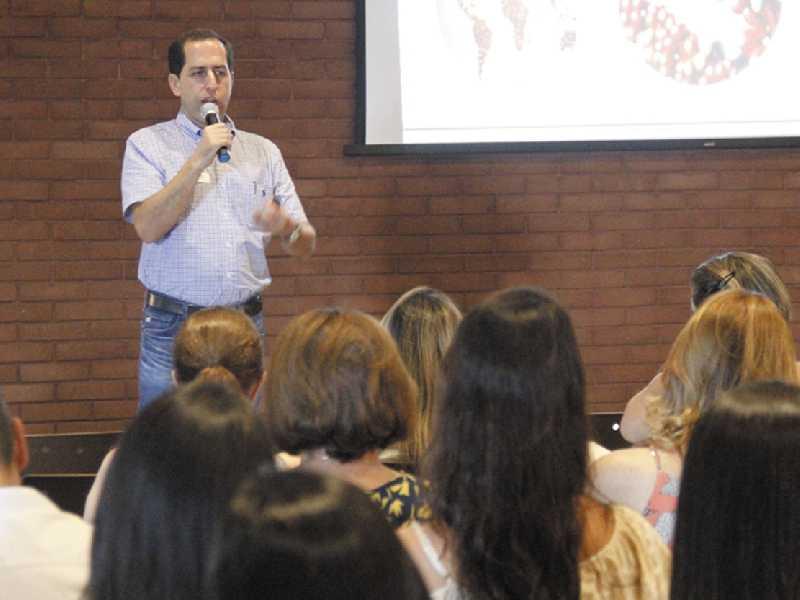O empresário Fernando Montans Alvarenga