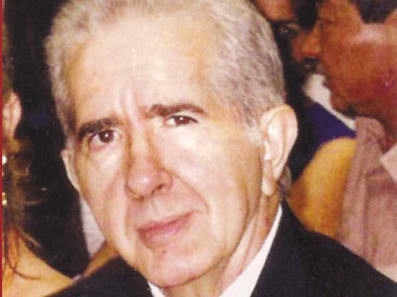 Paraisense Cezar Lima foi morar no Paraná desde a infância onde se tornou jornalista