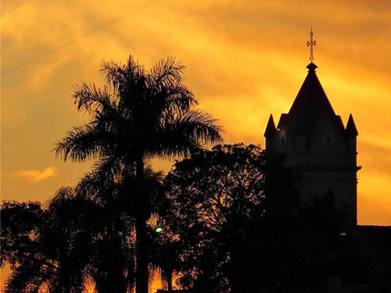 Igreja Nossa Senhora Abadia São Sebastião do Paraíso