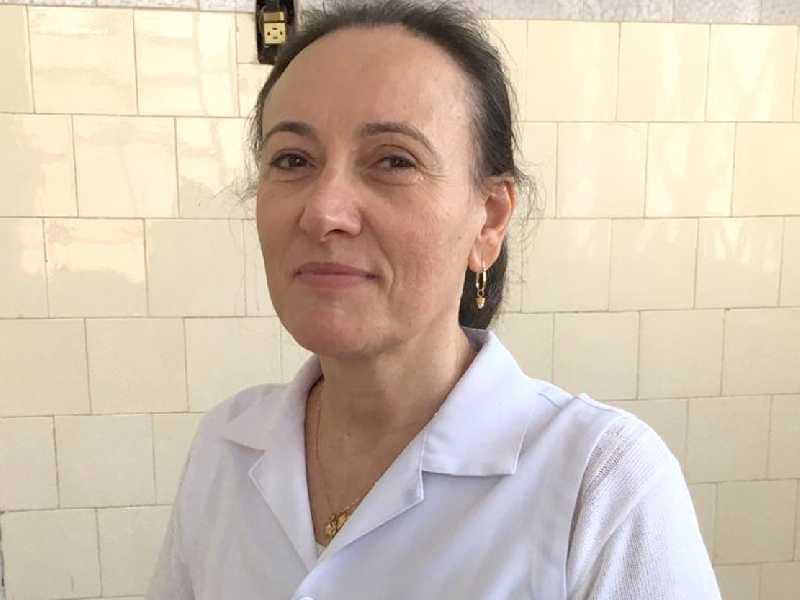 Paulina é coordenadora do serviço de imunização de São Sebastião do Paraíso