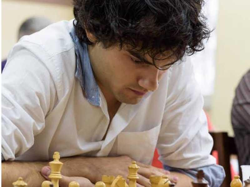 O grande mestre paraisense Evandro Amorim Barbosa  jogará mais uma Final de Brasileiro