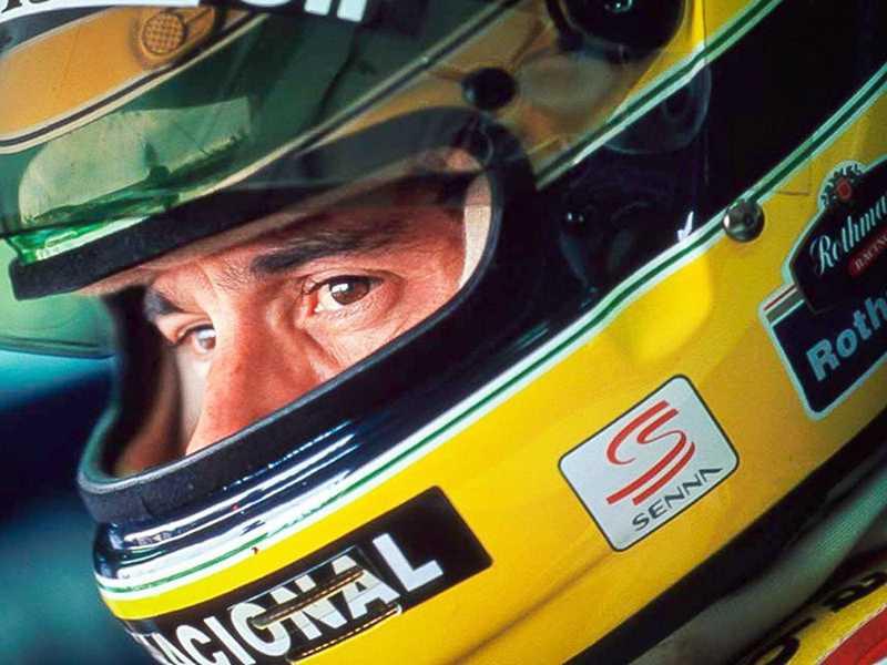 Ainda hoje se fala tanto de Ayrton Senna que nem parece fazer 25 anos de sua morte
