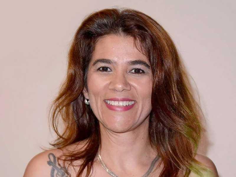 Danuza é professora em Itamogi e São Sebastião do Paraíso e também canta profissionalmente