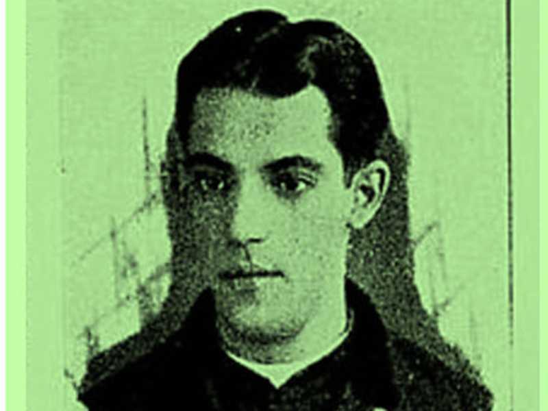 Padre José do Amaral Ornelas - Revista Vida Doméstica, Rio de Janeiro, março de 1939