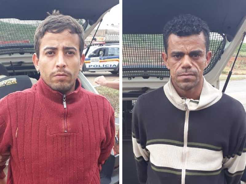 Os suspeitos são Fabiano Novais da Silva, 35, conhecido como Monstrinho, e Ricardo Vieira da Silva Júnior, 25, o Tucaninho