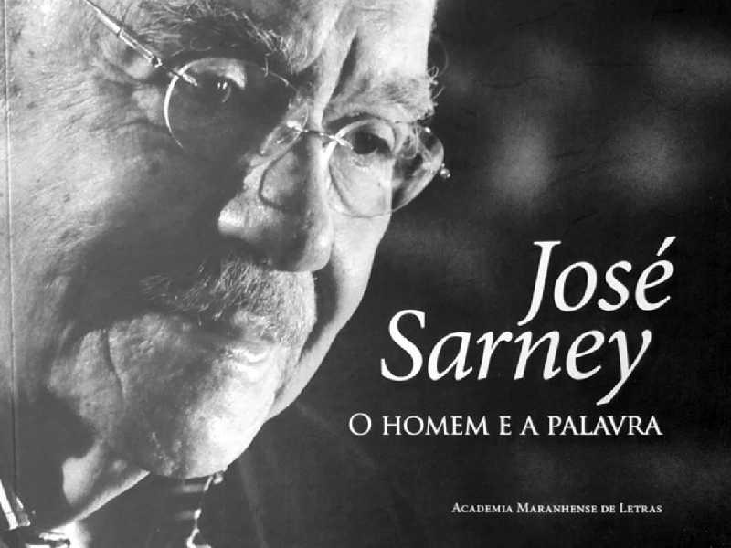 Capa do livro de José Sarney