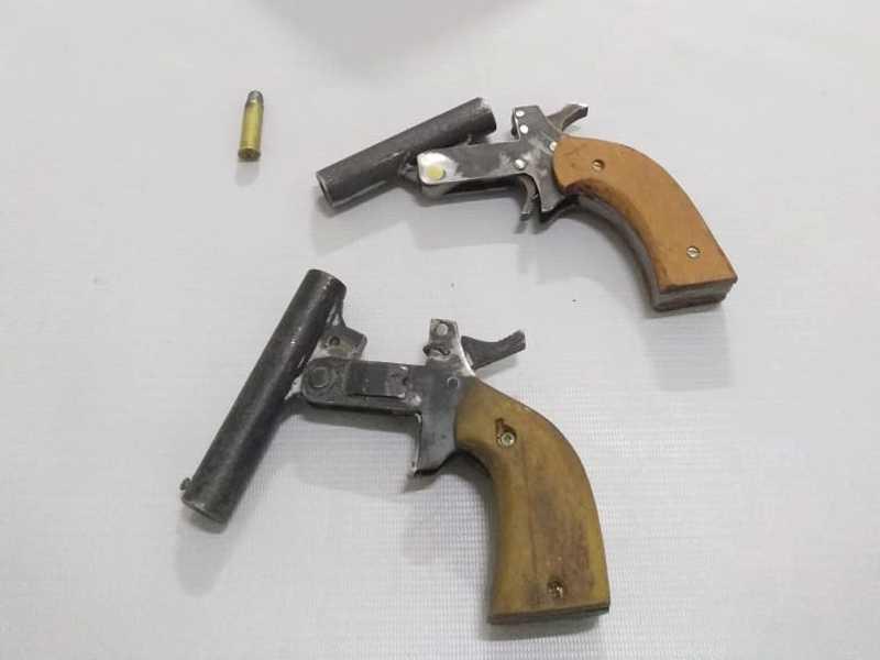 Fabricação de armamento caseiro