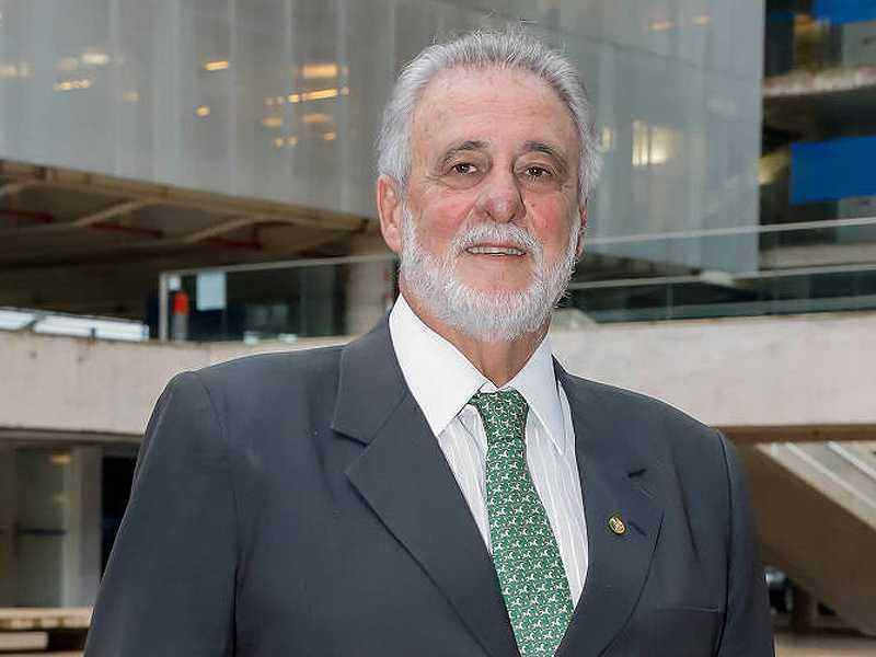 Presidente do Sebrae, Carlos do Carmo Andrade Melles