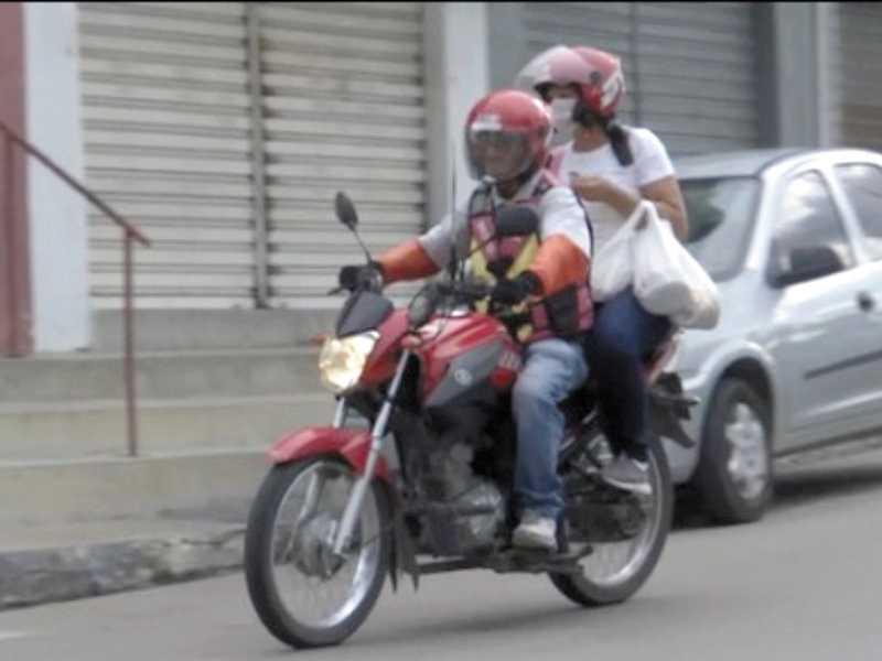 Se aprovada a regulamentação Paraíso deverá ter cerca de 143 autorizações para mototáxi