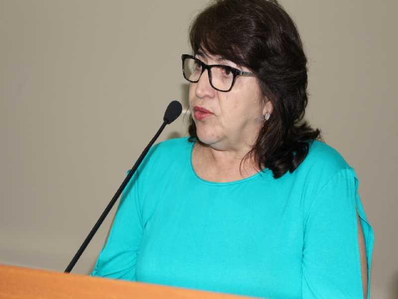 Maria Rejane Tenório de Araújo Santos, tesoureira do SEMPRE