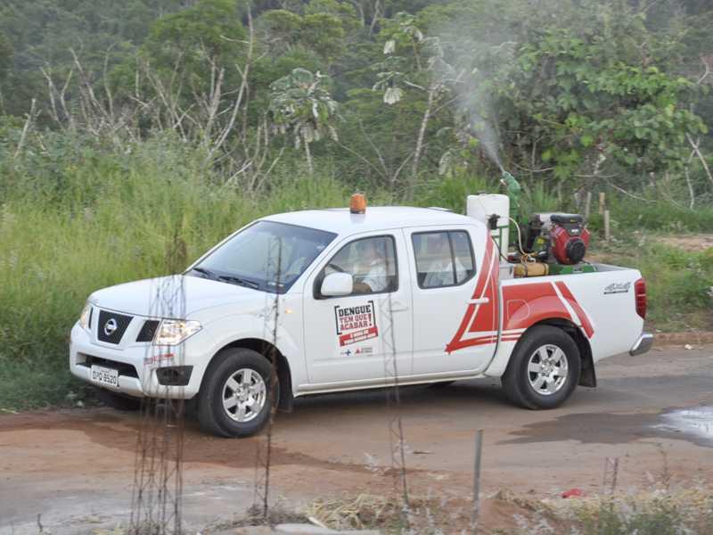 Município terá recurso extra do Estado para combate a dengue