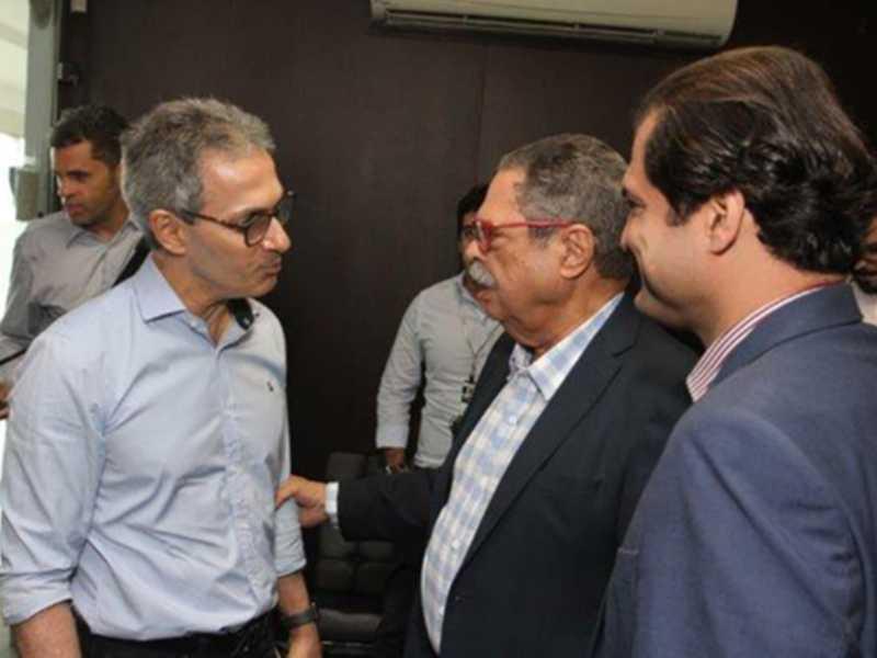 o governador Zema, PCO e Gustavo Cesar de Oliveira