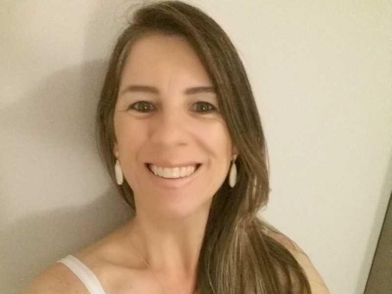 """MICHELLE PEREIRA LOPES, Professora universitária, doutora em Linguística que tem brindado leitores do """"JS"""" com sua coluna, muda de idade no 1.º de junho."""