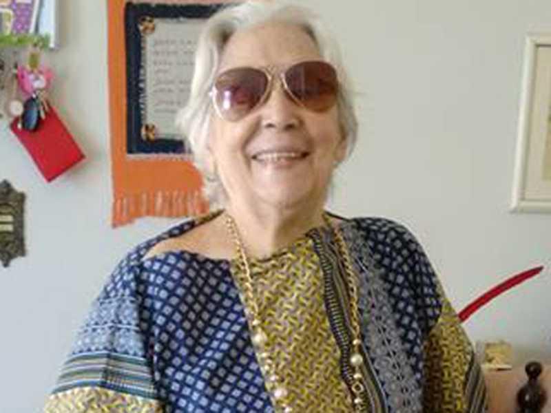 Em São Paulo, Naiá da Rocha Aguieiras, esposa do saudoso Nelson Aguieiras e mãe da jornalista Heloisa Rocha Aguieiras, completa mais um ano de vida nesta terça, 2 de outubro.