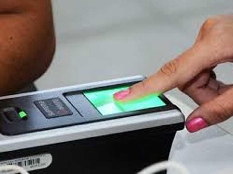 Mesmo sem ser obrigatório cadastramento eleitoral biométrico cresce na comarca paraisense