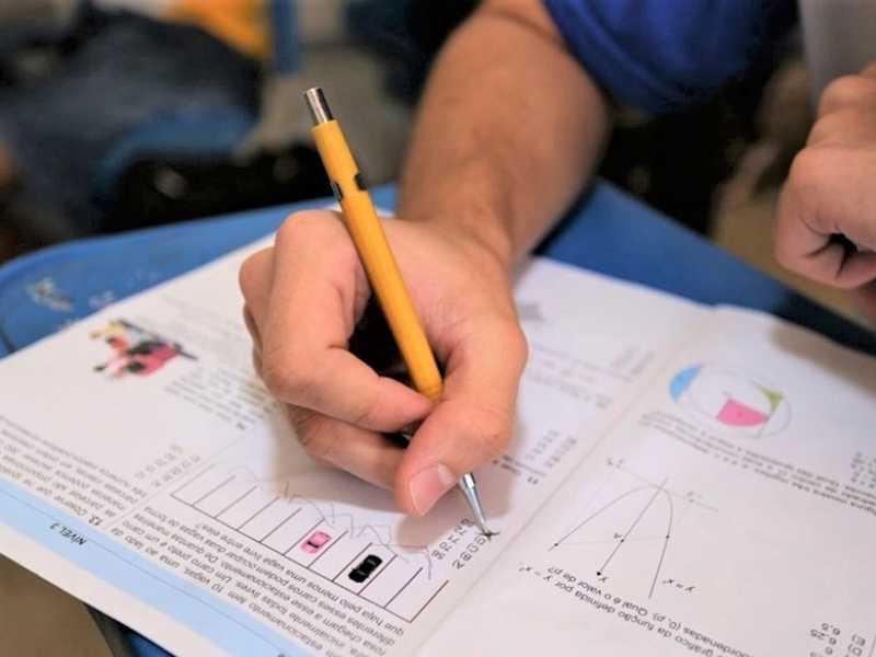 Calendário prevê a realização da prova da segunda fase da Obmep em novembro