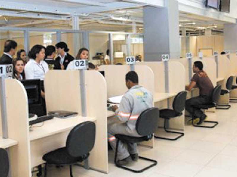 No estado, 30 unidades instaladas em UAIs passam a atender os trabalhadores que buscam emprego mediante agendamento prévio