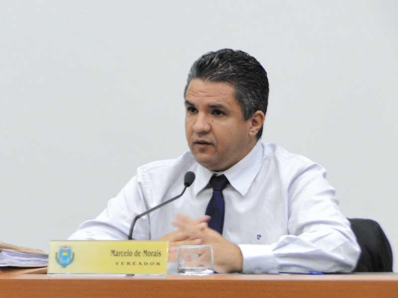 Vereador Marcelo de Morais (PSC)