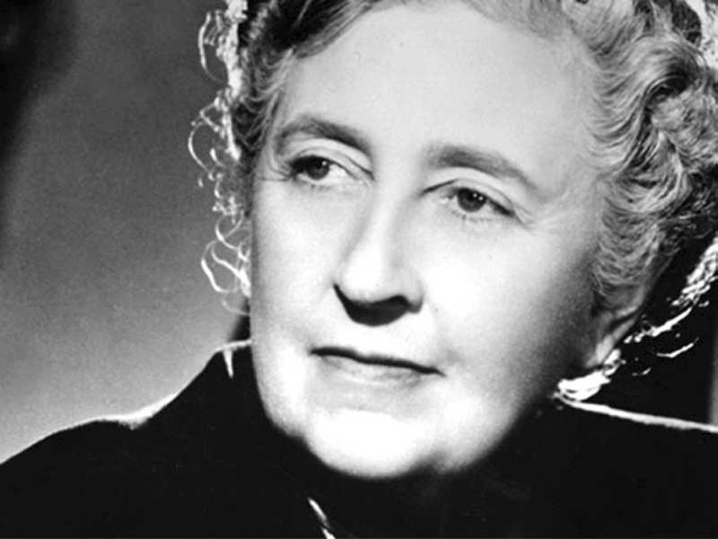 A escritor inglesa Agatha Christie escreveu obras como