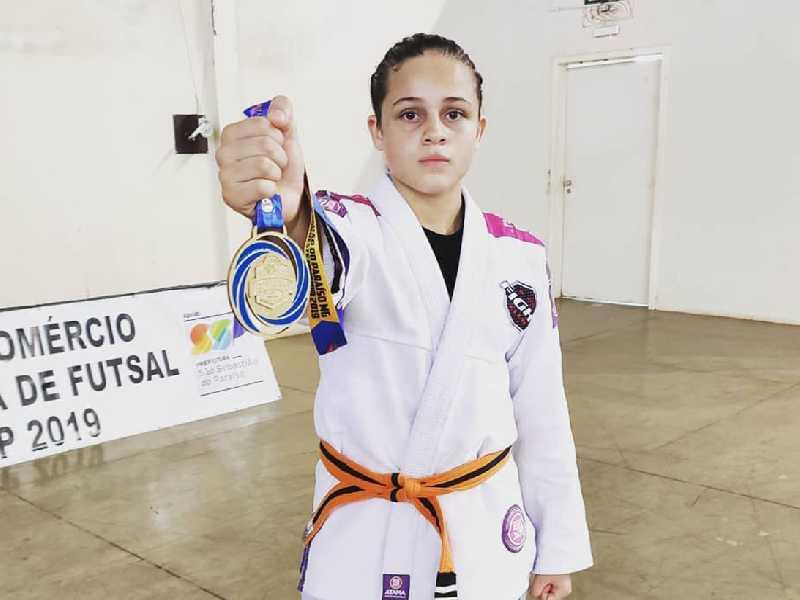 Retorno de Bianca Siqueira ao tatame ocorreu no  fim de semana com duas competições e vitórias