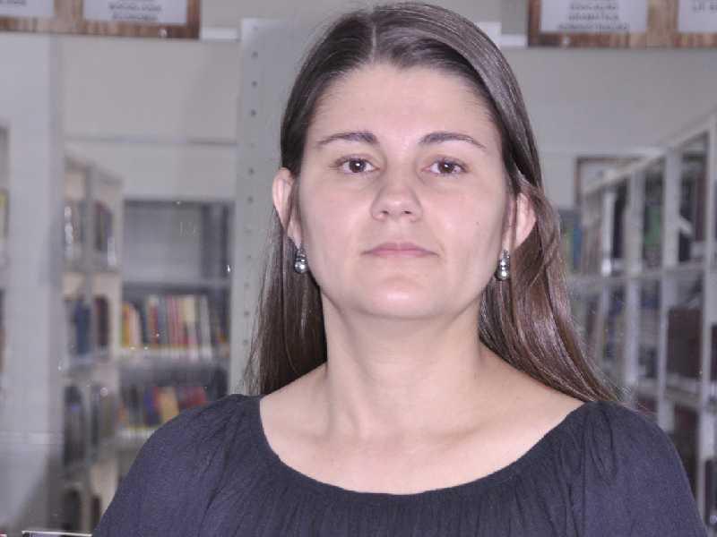 A biblioteconomista Daniela Lopes veio de Passos com a família e adotou Paraíso para trabalhar e viver