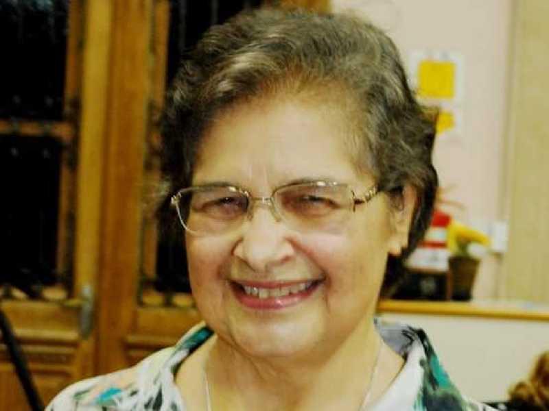 Irmã Ana Maria é diretora geral no Colégio Paula Frassinetti em São Sebastião do Paraíso