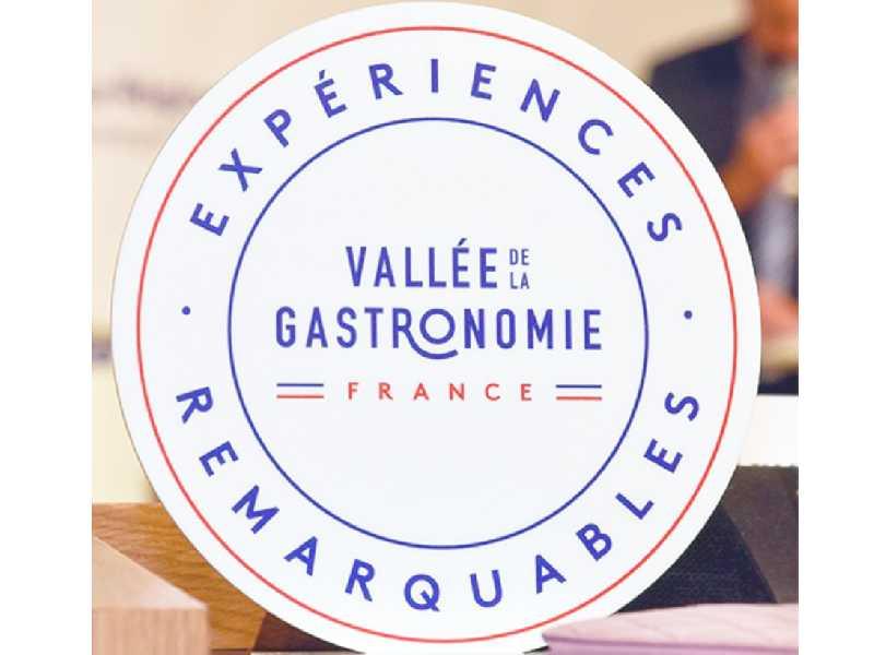 Logo Vallee de la gastronomie